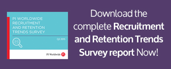 Download August 2015 Recruitment & Retention Trends report