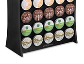 Mind Reader 50-cup Coffee Wall Dispenser